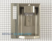 Dispenser Façade - Part # 1525605 Mfg Part # ACQ73177902