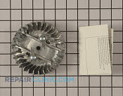 Flywheel - Part # 2700868 Mfg Part # 957141003