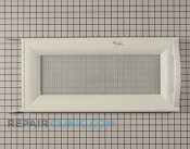 Door, complete (white) - Part # 1059990 Mfg Part # 8205327
