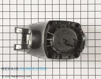 Assy fan hsg black w/eyelet (Genuine OEM)  545144801