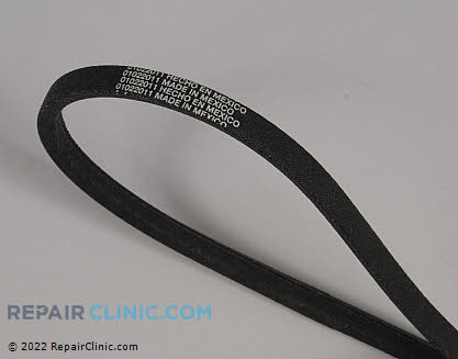 Belt: V-Belt, Toro Genuine OEM  36-8070, 1859567