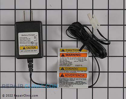 Charger, Toro Genuine OEM  108-8190 - $29.75