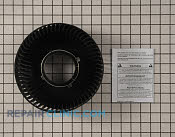 Non-ducted perf. ring band with wheel - Part # 1933066 Mfg Part # R730111