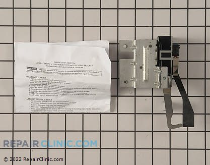 Door Lock WH12X10035 Main Product View