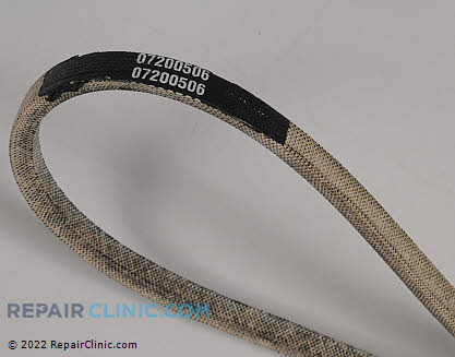 V-belt- 3l-wra, Ariens Genuine OEM  07200506
