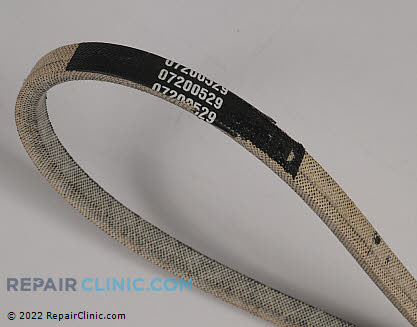 V-belt- 3l-wra, Ariens Genuine OEM  07200529