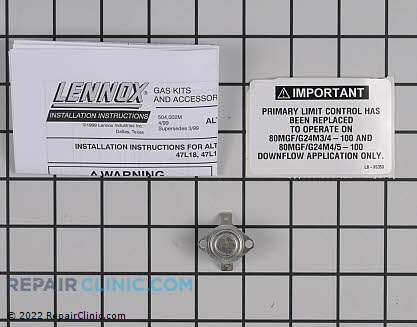 Limit Switch (OEM)  47L19