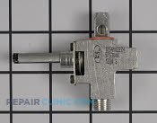 Surface Burner Valve - Part # 748244 Mfg Part # 9753044