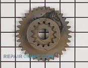 Gear - Part # 2409496 Mfg Part # 105346X