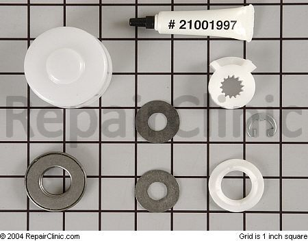 Thrust bearing kit for Maytag MAV and PAV top-loading washers