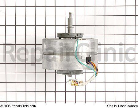 blower motor, GE harmony dryer
