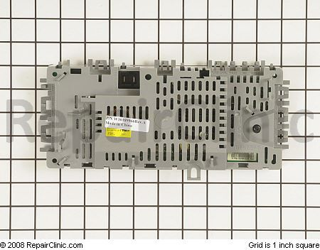 Whirlpool Cabrio washer machine control assembly Part(###) ###-#### *****=