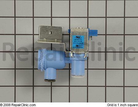 FIXED Kenmore Elite Trio 79577562600 no water in icemaker – Kenmore Refrigerator Wiring Diagram Model 795 77543600