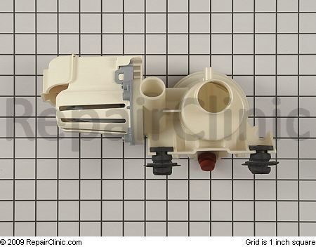 Whirlpool Duet Sport Washing Machine Drain Pump Assembly