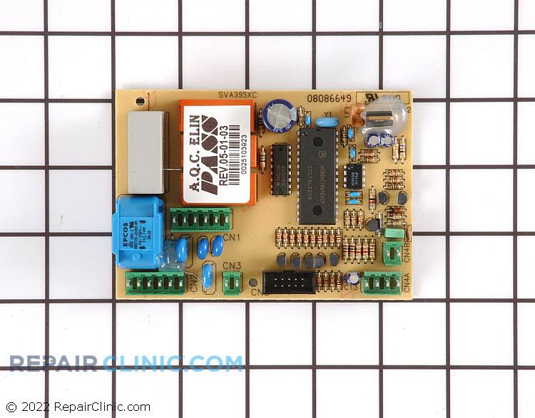 GE venthood circuitboard