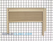Window Side Curtain and Frame - Part # 2591 Mfg Part # WJ72X23