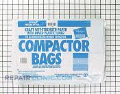 Trash Compactor Bags - Part # 143 Mfg Part # 675186