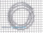 Dishwasher Door Gasket - Part # 1311 Mfg Part # 901403