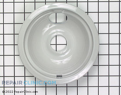 6 Inch Burner Drip Bowl 308648T         Main Product View