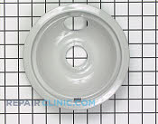 6 Inch Burner Drip Bowl - Part # 3394 Mfg Part # 308648T