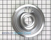 6 Inch Burner Drip Bowl - Part # 32 Mfg Part # WB31M1