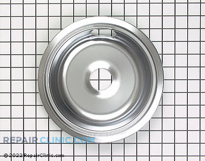 8 Inch Burner Drip Bowl WB31X5011 Main Product View