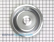 8 Inch Burner Drip Bowl - Part # 2552 Mfg Part # WB31X5011