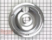 8 Inch Burner Drip Bowl - Part # 2304 Mfg Part # WB31K5025