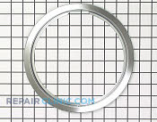 8 Inch Burner Trim Ring - Part # 3015227 Mfg Part # 19950051A