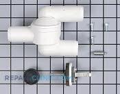 Diverter valve - Part # 1325 Mfg Part # 202504