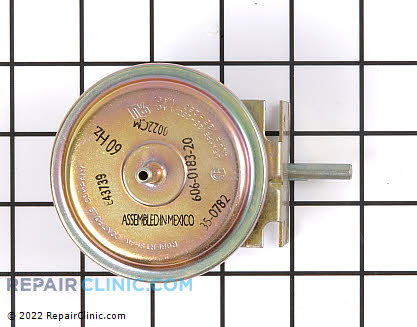 Pressure Switch 35-0782 Main Product View