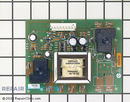 Relay Board 7428P012-60     Main Product View
