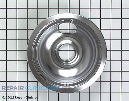 6 Inch Burner Drip Bowl 5303935057 Main Product View