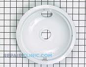 8 Inch Burner Drip Bowl - Part # 12876 Mfg Part # 5303935082