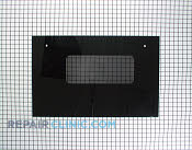 Oven Door Glass - Part # 1834 Mfg Part # 705070K