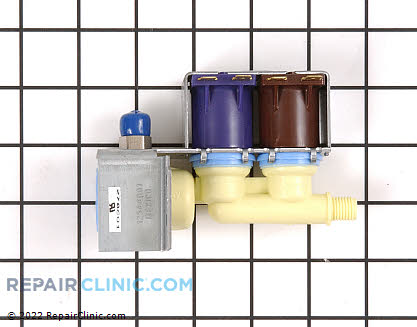 Water Inlet Valve 12544001 Main Product View