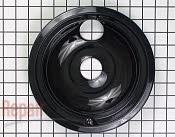 8 Inch Burner Drip Bowl - Part # 258264 Mfg Part # WB32X5069
