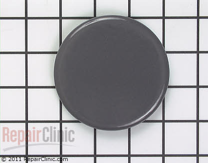 Surface Burner Cap 8053465 Main Product View