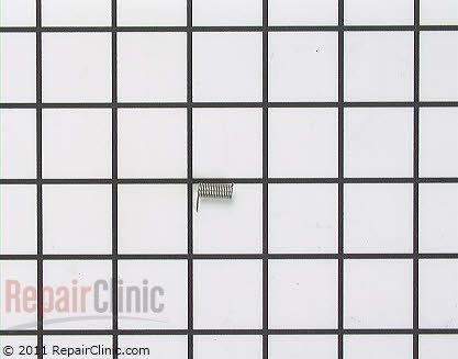 Dispenser Door Spring Y912547 Main Product View