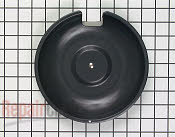 Burner Drip Pan - Part # 1014258 Mfg Part # 00487038