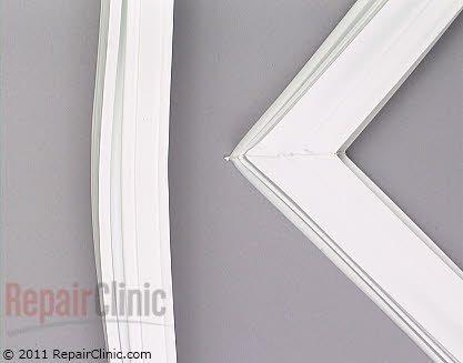 Refrigerator Door Gasket WR24X450 Main Product View