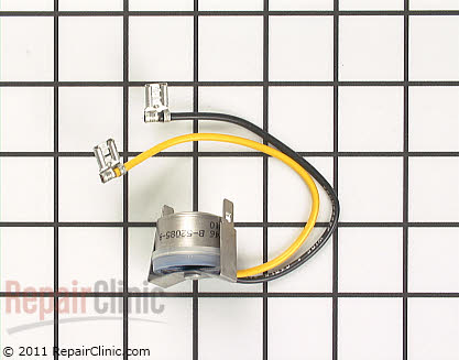 Defrost Thermostat 52085-9 Main Product View
