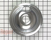 6 Inch Burner Drip Bowl - Part # 755747 Mfg Part # 82053