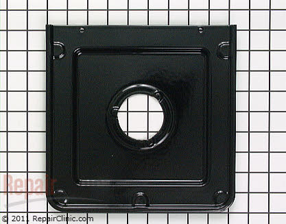 Burner Drip Pan 316011415 Main Product View