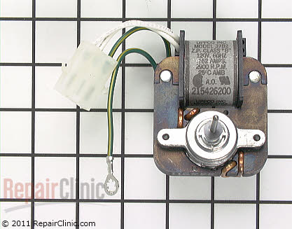 Evaporator Fan Motor 5303917278      Main Product View