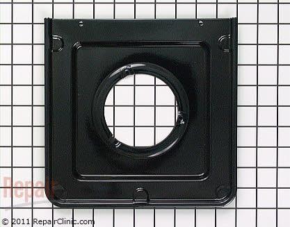 Burner Drip Pan 316011419 Main Product View