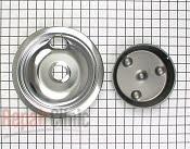 Burner Drip Bowl kit - Part # 1021574 Mfg Part # 00486106