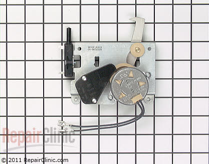 Door Lock Motor and Switch Assembly 71001845        Main Product View