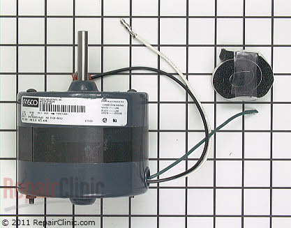 Exhaust Fan Motor 12001311        Main Product View