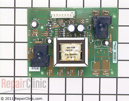Relay Board 7428P013-60     Main Product View